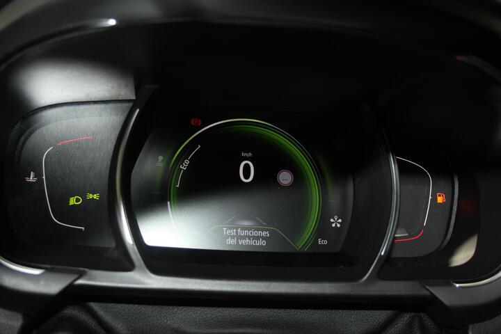 Inside Scénic Diesel  NARANJA TECHO NEGRO