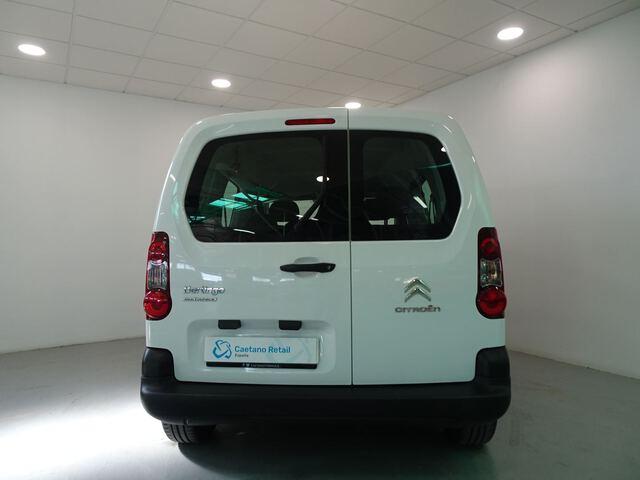 Outside Berlingo Combi Diesel  Blanco
