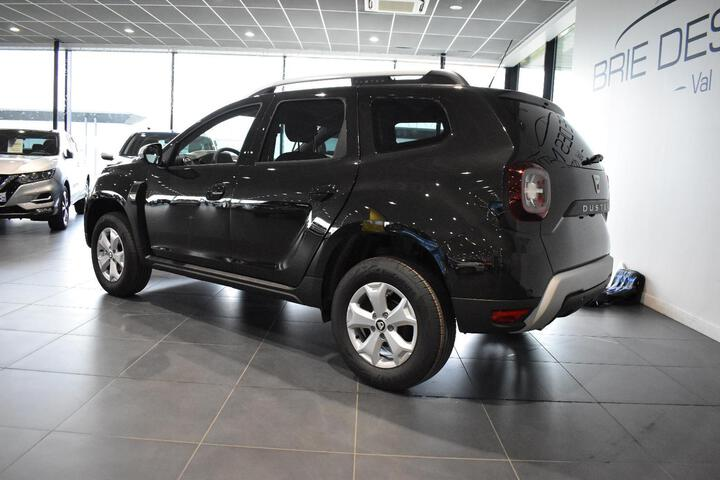 DUSTER Confort NOIR
