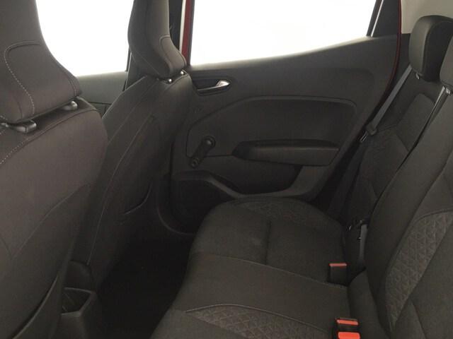 Inside Clio Gasolina/Gas  Rojo