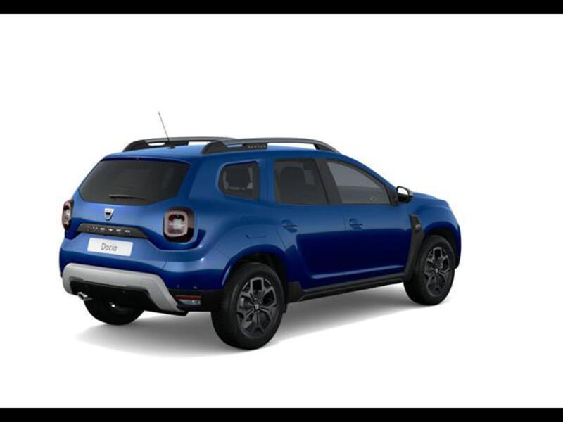 Esterni Duster II 2018 Metallizzata Blu