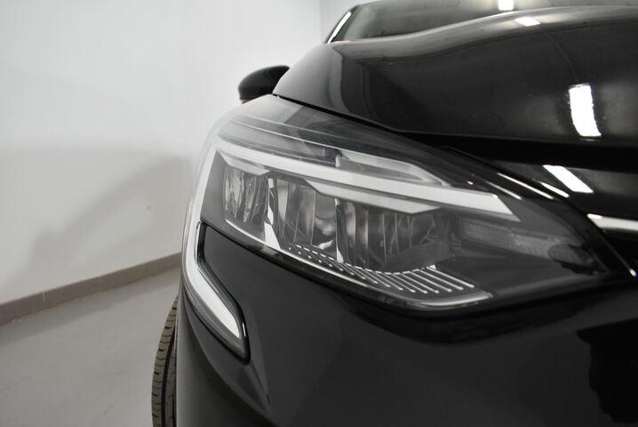 Outside Clio Gasolina/Gas  Negro