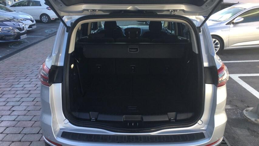 Inside S-Max Diesel  GRIS