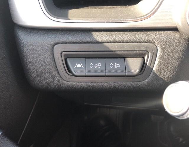 Inside Captur Diesel  Gris Highland con te