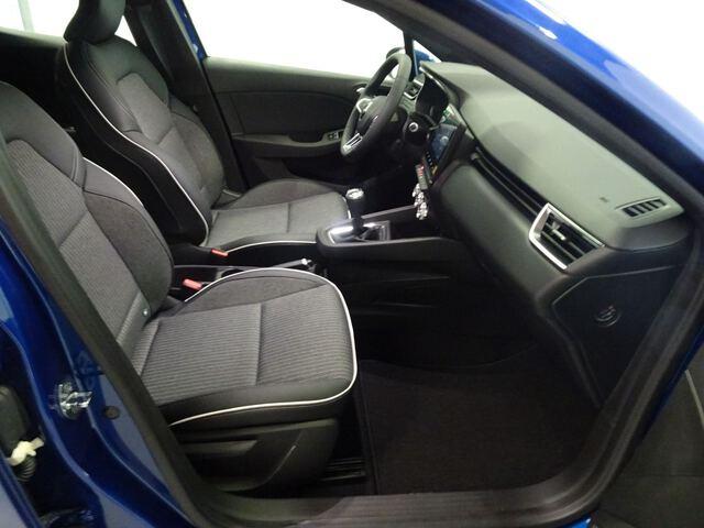 Inside  Nuevo CLIO  Azul Rayo