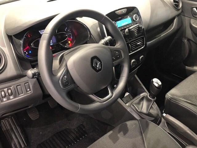 Inside Clio Diesel  Blanco