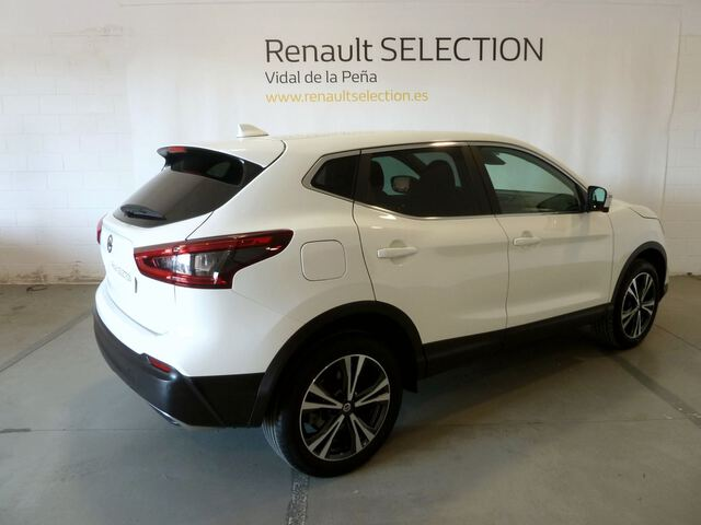 Outside Qashqai Diesel  Blanco