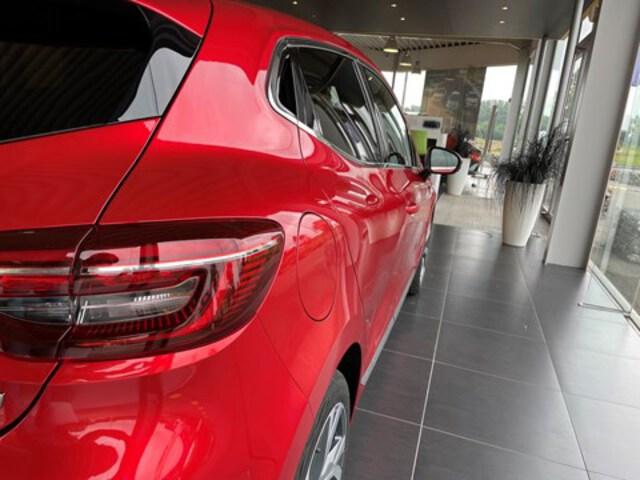 Exterieur Clio  rood