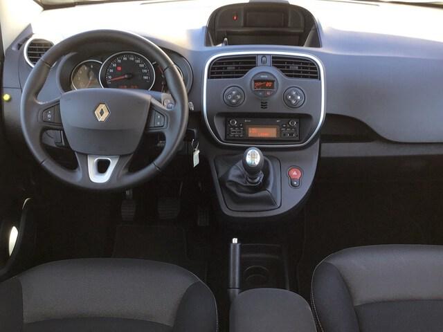 Inside Kangoo Combi Diesel  Gris Casiopea