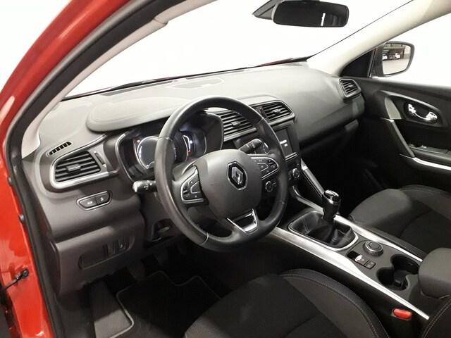 Inside Kadjar Diesel  Rojo