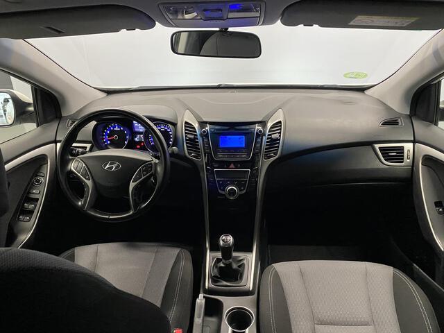 Inside i30  Creamy White
