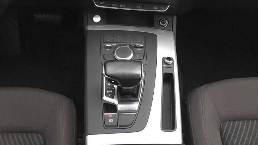 Inside Q5 Diesel  BLANCO