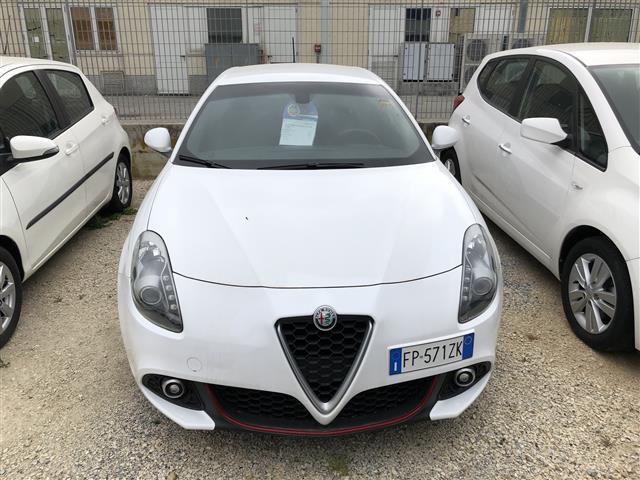 ALFA ROMEO Giulietta 00124778_VO38013389