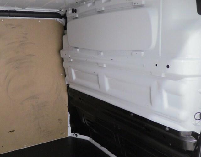 Inside Trafic Furgón Diesel  Blanco Casablanca