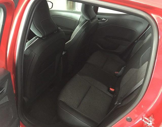 Inside Clio Diesel  NNP