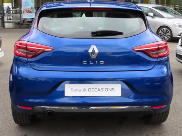 CLIO Business BLEU IRON