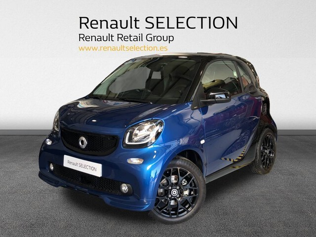 Fortwo Coupé  Azul medianoche