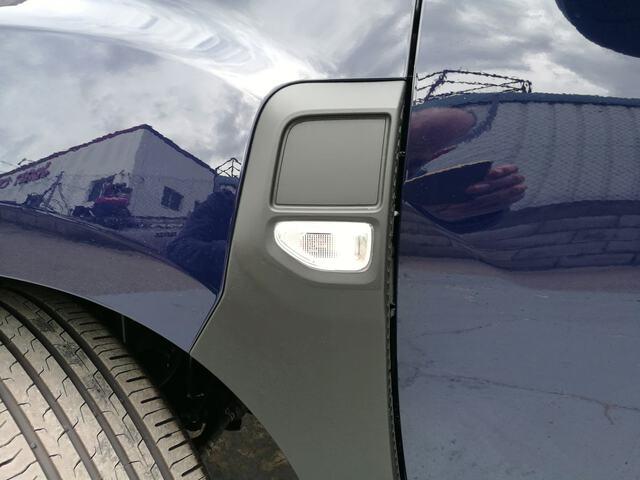 Outside Duster Gasolina/Gas  Azul Marino