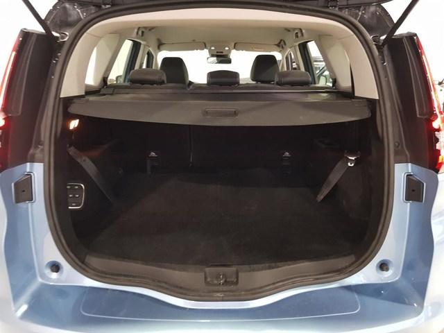 Inside Grand Scénic Diesel  Azul Celeste/Techo n