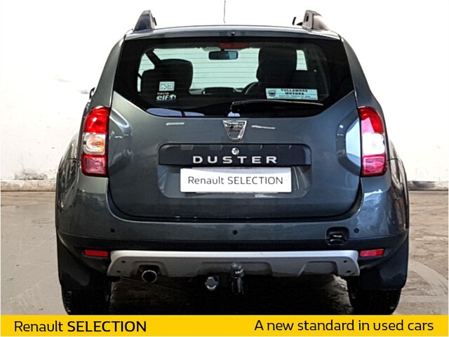 Exterior Duster  Grey