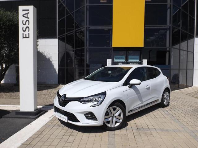CLIO Business TEINTE CAISSE BLANC