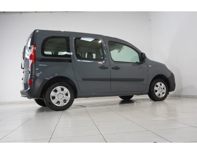 Outside Kangoo Combi Diesel  GRIS