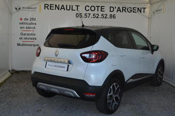 CAPTUR Intens BLANC/ NOIR