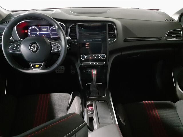 Inside Mégane  Rojo