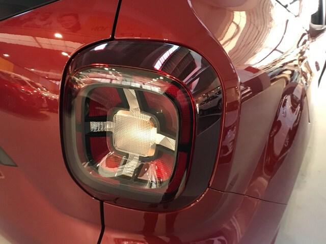 Inside Duster Diesel  Rojo Fusión