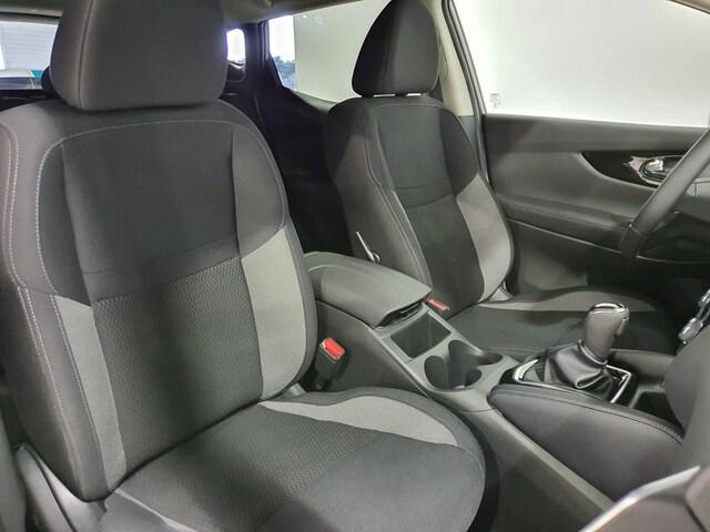 Inside Qashqai Diesel  Gris