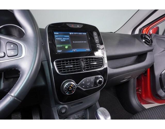Inside Clio Diesel  Rojo Deseo