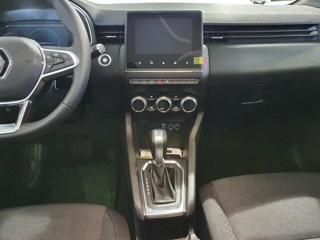 Inside Clio Híbrido  Negro