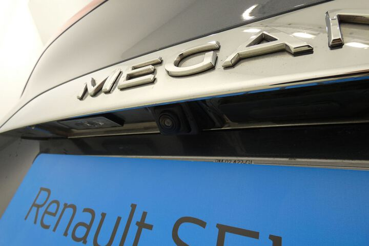 Inside Mégane Sport Tourer Híbrido Enchufable  Gris Titanium