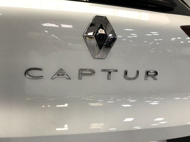 Outside Captur  Blanco Albatros con