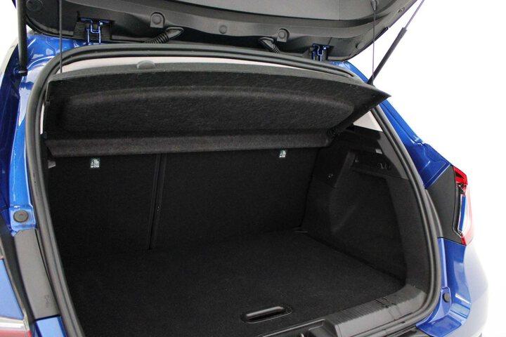 Outside Captur Diesel  Azul Rayo con techo