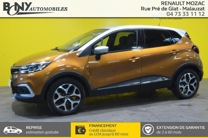 CAPTUR Intens ORANGE EPY +GRIS D69