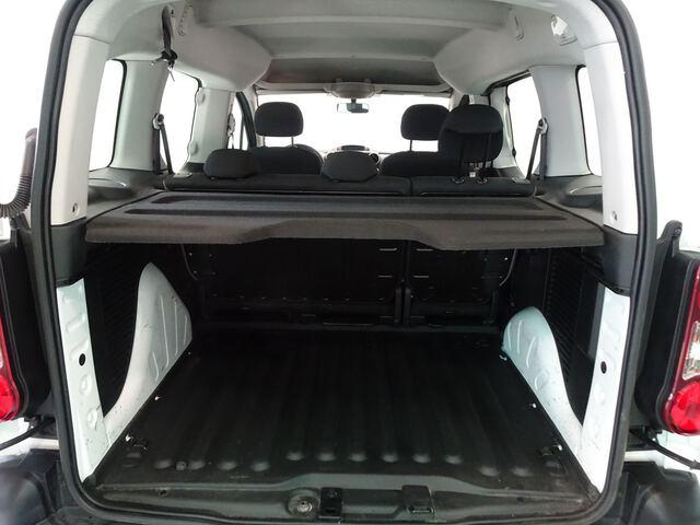 Inside Berlingo Combi Diesel  Blanco