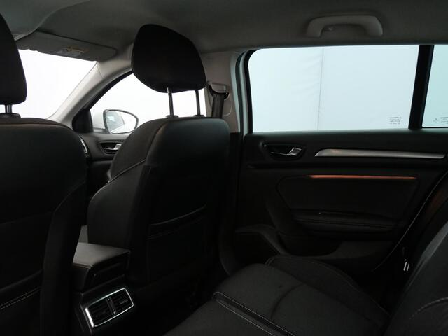 Inside Mégane Sport Tourer Diesel  BLANCO