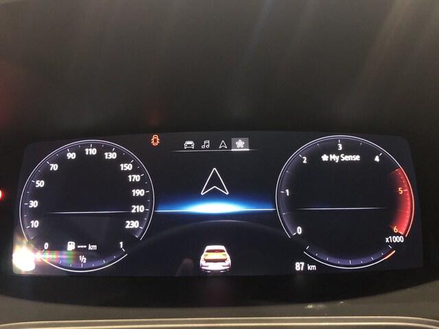 Inside Mégane Diesel  Naranja