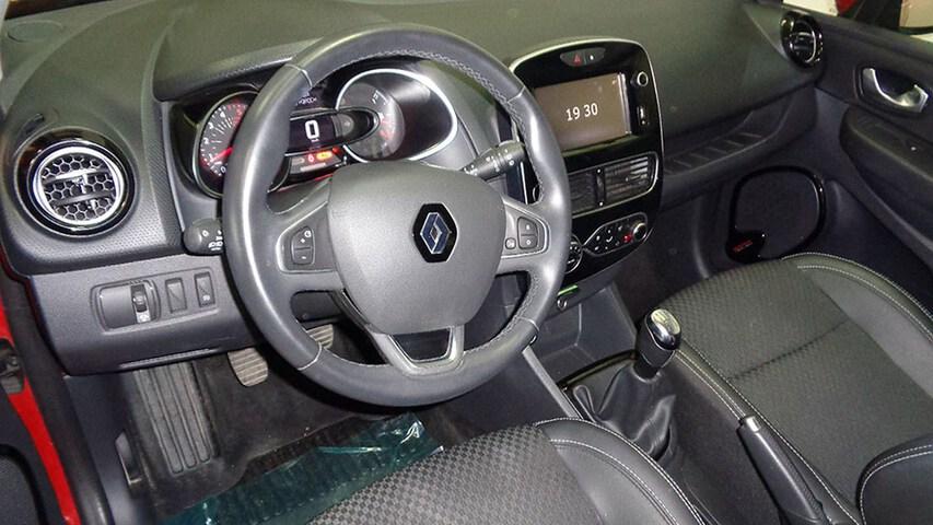 Inside Clio  ROJO