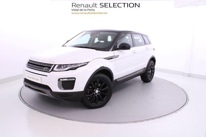 Range Rover Evoque Diesel  Yulong White