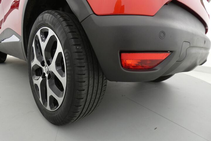 Inside Captur Diesel  Rojo Deseo con techo