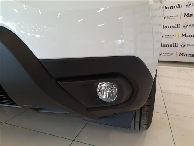 Esterni Duster II 2018 Metallizzata Bianco