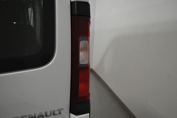 Outside Trafic Combi Diesel  Blanco