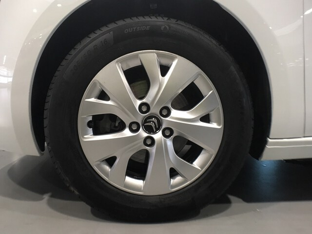 Outside C4 Picasso Diesel  Blanco Banquise