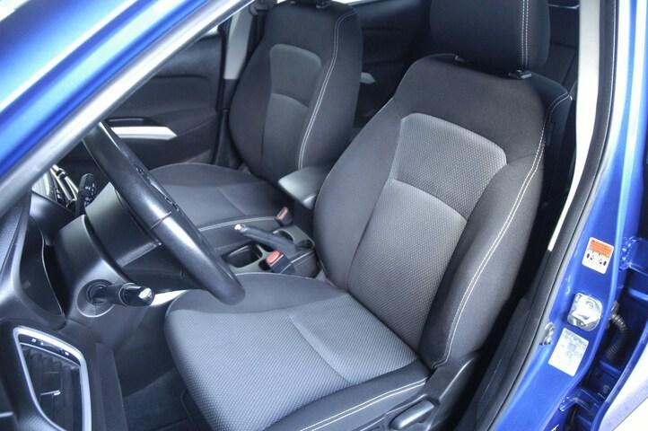 Inside SX4 S-Cross Diesel  AZUL