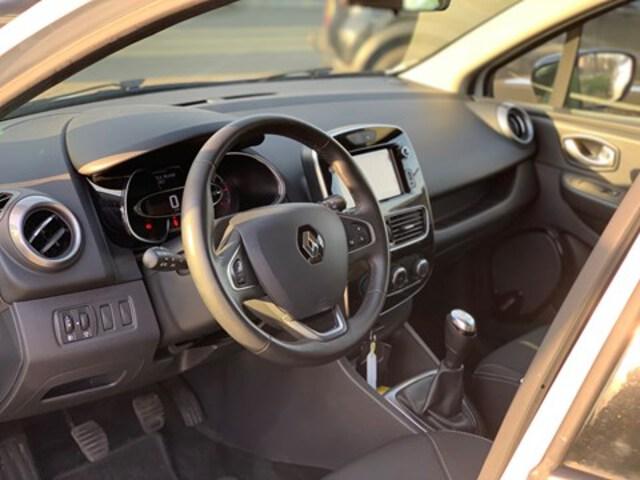 Extérieur Clio  blanc