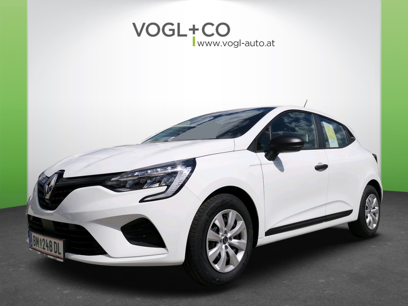 Renault Geltscherweiß        weiss