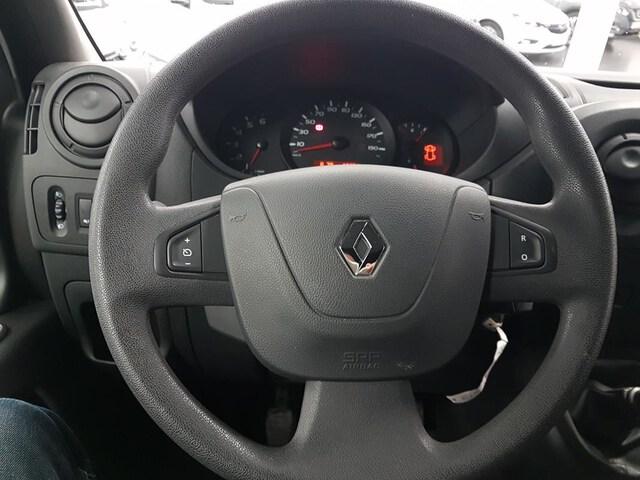Inside Master Furgón Diesel  BLANCO