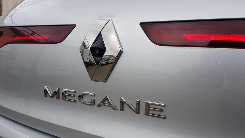 Outside Mégane Diesel  Gris Platino
